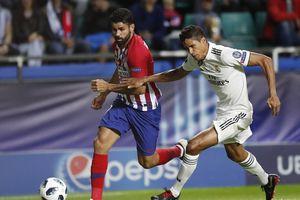 Quật ngã Real, Atletico giành Siêu Cúp châu Âu
