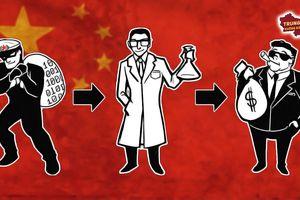 Tham vọng thống trị toàn cầu, Trung Quốc dùng mọi thủ đoạn chiếm đoạt công nghệ tiên tiến ở khắp nơi trên thế giới