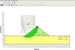 Đánh giá khả năng sử dụng phần mềm Plaxis trong phân tích ổn định nền đường sắt