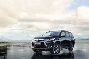 Mitsubishi Pajero Sport có thêm phiên bản máy dầu, giá còn 1,062 tỷ đồng
