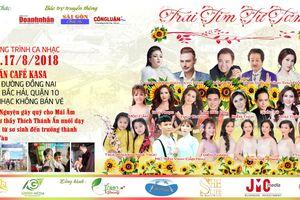 Đêm nhạc gây quỹ cho 18 em nhỏ mồ côi tại Mái ấm Long Quang