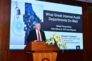 Doanh nghiệp Việt Nam cần xây dựng và vận hành kiểm toán nội bộ hiệu quả