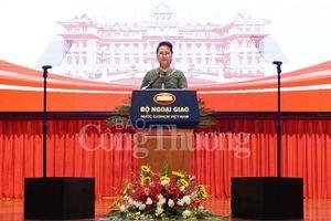 Đối ngoại Quốc hội đảm nhiệm vai trò tiên phong phát triển quan hệ ngoại giao