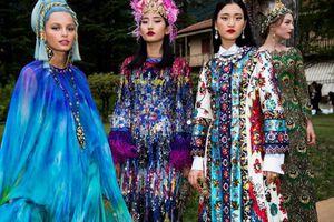 Choáng ngợp trước sự xa hoa từ BST tháng 7 của Dolce&Gabbana