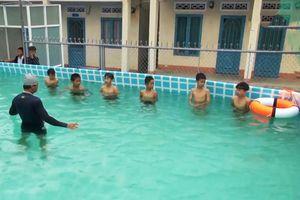 Đắk Lắk: Hoạt động hè nói không với tai nạn đuối nước