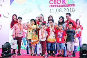 CEO Kids ngày một trưởng thành, tự tin và bản lĩnh
