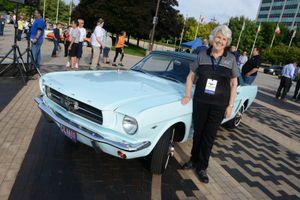 Chiếc Ford Mustang đầu tiên suýt nữa bị bán sắt vụn