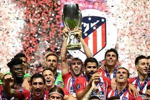 Đánh bại Real, Atletico đoạt Siêu cup Châu Âu