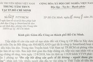 Điều tra vụ đe dọa truy sát giám đốc và nhân viên Trung tâm THVN tại TP HCM