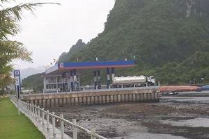 Quảng Ninh: Băn khoăn về cây xăng quy mô lớn nằm ven bờ Vịnh Hạ Long