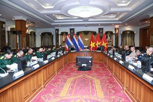 Thái Lan và Việt Nam họp Ủy ban An ninh quốc phòng lần 2