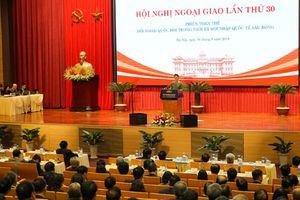 Đối ngoại quốc hội là một trụ cột quan trọng trong nền ngoại giao Việt Nam