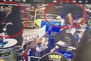 Clip: Võ sỹ quyền Anh một mình 'xử đẹp' 2 tên cướp có súng