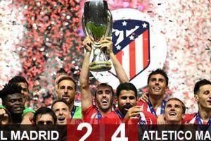 Hạ Real trong hiệp phụ, Atletico lên đỉnh châu Âu