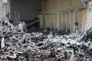 Nhìn lại thảm họa vỡ đập thủy điện Sayano Shushenskaya