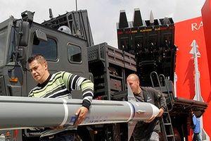 Hải quân Israel mua tên lửa Barak 8 hợp tác chế tạo với Ấn Độ
