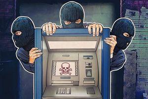 Hacker 'cuỗm' 310 tỷ đồng từ máy ATM toàn cầu