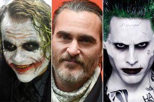 Những điều các fan cần biết về phim gã hề Joker mới của Warner Bros.
