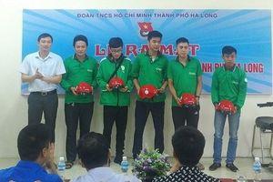 Quảng Ninh: Câu lạc bộ xe mô tô phát triển du lịch Hạ Long