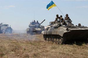 Ukraine đổ vấy dùng chất thải phóng xạ cho Donbass
