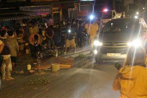 TP.HCM: Xe tải tông chết chị thợ hồ rồi bỏ chạy