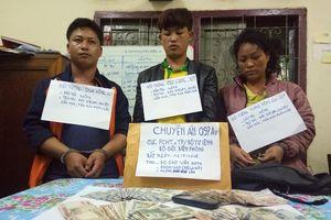 Phá chuyên án 097Av bắt 4 đối tượng thu 30.000 viên ma túy tổng hợp