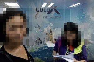 'Bó tay' với công ty du lịch làm ăn chụp giựt