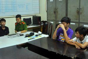 Bắt nhóm thanh niên thực hiện 60 vụ trộm để mua ma túy