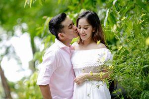 Bất ngờ cách Khánh Thi phủ nhận chuyện rạn nứt với chồng trẻ hơn 12 tuổi