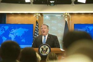 Ngoại trưởng Mỹ tiết lộ 'Nhóm hành động Iran' mới