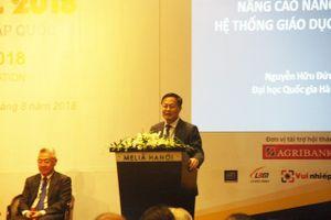 Giải pháp nâng cao năng lực hệ thống giáo dục đại học Việt Nam
