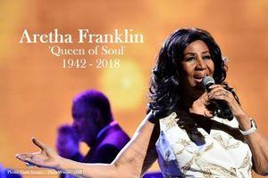 'Ca sĩ vĩ đại nhất mọi thời đại' Aretha Franklin qua đời vì ung thư