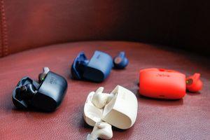 Jabra trình làng tai nghe nhỏ gọn cạnh tranh Airpods