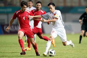 ASIAD 2018: Olympic Việt Nam và Nhật Bản có thể sút luân lưu tranh ngôi đầu