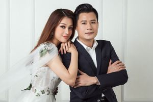 Quang Dũng quấn quít không rời Hoa hậu Quốc tế người Việt 2016