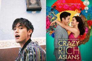 Nam ca sĩ Hàn bao rạp 'Crazy Rich Asians' để ủng hộ phim châu Á