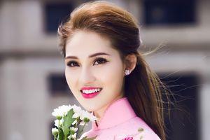 'Bạn gái Hồ Việt Trung' dự thi Hoa hậu Việt Nam châu Á 2018