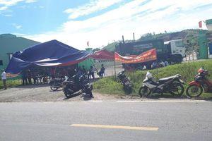 Nhà máy rác Phú Hà bị dân dựng rạp phản đối, vì đâu nên nỗi?