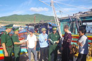 BĐBP Hà Tĩnh bắt giữ, xử lý 1.298 vụ, 1.748 đối tượng vi phạm pháp luật về biên giới quốc gia