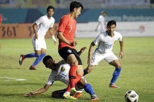 Malaysia thắng sốc Hàn Quốc, xáo trộn kế hoạch của Olympic Việt Nam 