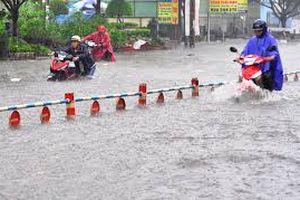 Không chủ quan với mưa lớn do hoàn lưu bão số 4