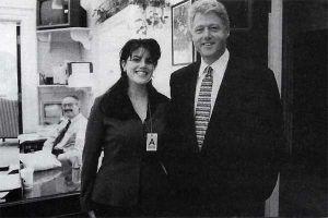 Ngày này năm xưa: Bill Clinton thừa nhận 'quan hệ tình ái'