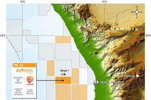 ExxonMobil ký thỏa thuận mua lại 30% cổ phần tại khu vực cấp phép PEL 44 ngoài khơi Namibia