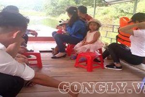 Nghệ An: 'Bát nháo' hoạt động kinh doanh tại đảo chè