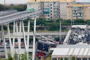 Báo động hàng nghìn cây cầu ở Italy có nguy cơ bị sập