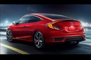 Honda Civic lộ diện bản nâng cấp, cá tính và mạnh mẽ hơn