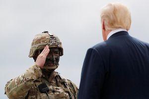 Cuộc duyệt binh của Tổng thống Trump bị hoãn sang năm sau
