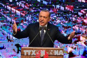 Mục tiêu của Thổ Nhĩ Kỳ sau những động thái 'hướng Đông'