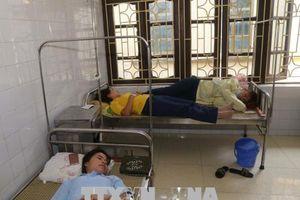 Hà Nam: 29 công nhân nhập viện nghi do ngộ độc thực phẩm