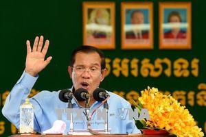 Ông Samdech Techo Hun Sen được tái bổ nhiệm làm Thủ tướng Campuchia